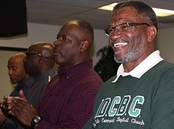 Men's Ministry - North Dallas Community Baptist Church