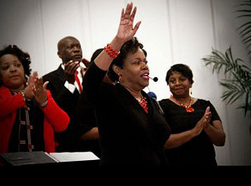 Praise and Worship Ministry - North Dallas Community Baptist Church